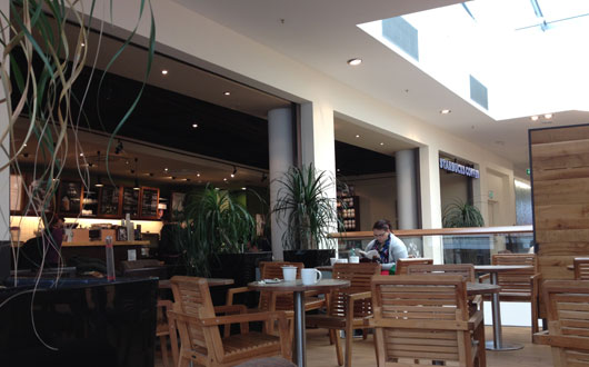 starbucks-donauzentrum